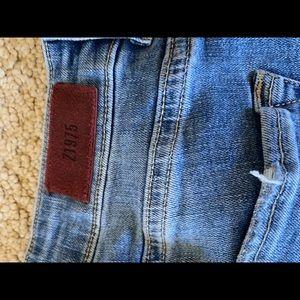 Zara Jeans - Zara jeans w red stripe